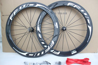Wholesale New model of Carbon wheels mm clincher wheelset mm width carbon road bike wheels with option hub