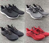 Wholesale Alpha Red - New Alpha bounce EM Running Shoes,Men's Casual Shoe ,Cheap Discount Running Sneakers,Alphabounce Alpha Bounce Tan PK Primeknit Boost