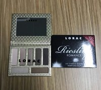 Wholesale Wholesale Romance Gifts - HOT Makeup New Lorac Romance   Black Tie Attire Eye Shadow Palette 7 Color DHL Free shipping+GIFT.