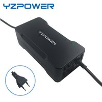 Wholesale YZPOWER V A Lithium Li ion Battery Charger For V E Bike Power Tool Battery Pack Cooling Electric Tools with Fan Inside Cleaning Machine
