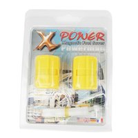 Wholesale Engine Magnetic - Magnetic Fuel saver car power saver,XP-2,Vehicle fuel saver,protect engine 2pcs set