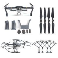 Wholesale Dji Kit - 3 in 1 Mavic Pro Accessories kit Landing Gear + Propeller Protector Guard + Props Propellers Blade For DJI MAVIC PRO