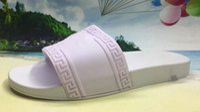 Wholesale Lips Sandals - 2017 ME2017 MEDUSA Slippers Mens Comfortable medusa Summer Beach fashion slip-on sandals lip-flops