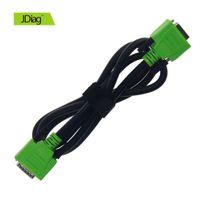 Wholesale Ecu Testing - [JDiag Dealer] Original Main Test Cable for JDiag Elite II Pro J2534 Diagnostic ECU Programming Tool JDiag Diagnostic Cable