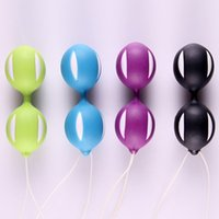 Wholesale Kegel Exercise Toys For Women - Female Smart Vaginal Balls Weighted Woman Kegel Vaginal Tight Exercise Vibration Massager Sex Toys for Women