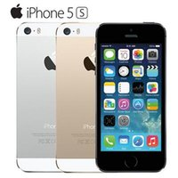 Wholesale Low Price Mobile Wholesale - 2016 Hot Sale Apple iphone 5S iphone 5 Mobile phone LTE Dual core 4.0 inches 1G RAM 64GB ROM 8MP IOS low price phone