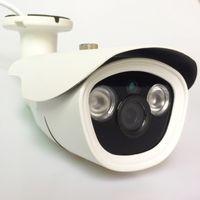 Wholesale Outdoor Bullet Camera 6mm - 4 In 1 AHD Camera 2MP 1080P CCTV Bullet Camera Waterproof 6mm Lens CMOS 2000TVL 2* Array infrared night vision CCTV Camera With OSD Menu