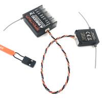 Wholesale Dsm Receiver - AR8000 8CH DSM-X receiver with Satellite 8channel 2.4G Receiver SPMAR8000 Free Shipping