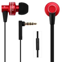 Wholesale awei cable for sale - Awei ES i Noise Isolation In ear Earphone with m Cable Mic for Smartphone Tablet PC Support Microphone Answering Phone