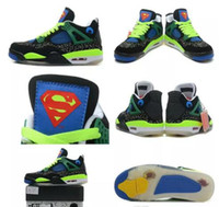 Wholesale Retro Doernbecher - [With Box] Free Shipping Cheap New Air Retro 4 IV DB Doernbecher Sneaker Womens Mens Basketball Shoes For men sports running shoe Size 36-47