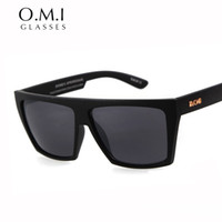 Wholesale Sun Logos - 2017 EVOKE Sunglasses Men Classic Square Sport Driving Male Afroreggae Sun Glasses Brand Logo No Box OM282