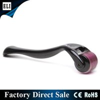 Wholesale Nutrition Direct - GZ Factory Direct Sale Microneedle Derma Roller System, 540 Micro Needle Roller