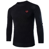 Wholesale Mens Thin Turtleneck - Wholesale- Winter Warm Cashmere Sweater Men Turtleneck Men Brand Mens Sweaters Slim Fit Pullover Men Knitwear O Collar RAA0366