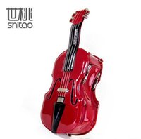 Wholesale Heavy Bag Women - wholesal Brand handbag factory direct heavy unique version of full custom Handmade bangalor European style handmade violin sewing bag ladies