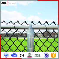 Wholesale Metal Wire Fencing - Wholesale Low Price Galvanized PVC Stainless Steel Chain Link Wire Mesh Fence Panel