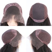 Wholesale Lace Weave Caps - Wig Caps For Making Wigs adjustable straps back swiss lace full front lace wig cap wig weave net hair extension