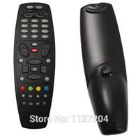 Wholesale Dm Se - Wholesale- Black DM800 D800SE Remote Control For DM 800hd, DM800se, DM800 hd se dm500hd free tracking delivery