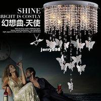 Canada Modern Angle LED K9 Crystal Chandelier Pendant Lamp Living Room Ceiling Lighting DHgate Mobile