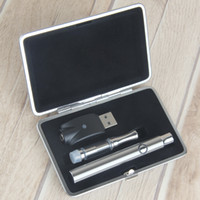 Wholesale Metal Kits Packing starter kits Ceramic Coil a3 ml Vaporizer with Preheating Battery mah dab vape pen
