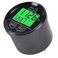 Wholesale Digital Speedometer For Atv - New Runleader Waterproof Digital GPS Speed Meter Backlight SM001 Speed Counter For ATV UTV Motorcycle Automobile motor vehicle