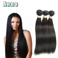 Wholesale Thick End Unprocessed Hair - Virgin Malaysian Straight Hair Weave Grade 8A Unprocessed Peerless Virgin Hair Thick End 3 Pcs Lot Malaysian Hair Weave Bundles
