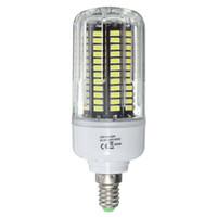 Wholesale E14 18w - E27 E14 18W 100 SMD 5736 Ampoule Led Lamp LED Corn Bulb Light Lampada Spotlight AC85-265V Bombillas Led Bulbs Lights