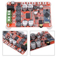 Wholesale Audio Amplifier Receiver - TDA7492P AUX 50W*2 Wireless Bluetooth 4.0 Audio Receiver Digital Amplifier Board