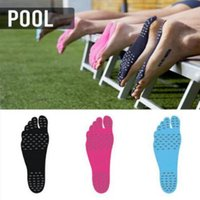 Wholesale Pink Rifle Stock - Summer Nakefit Soles Invisible insoles Beach Shoes Nakefit Foot Pads Nikefit Prezzo Nakefit Shoes Beach Feet Pads 2pcs pair CCA6784 1000pair