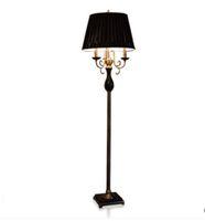 E27 No Incandescent European Living Room Floor Lamp Villa Five Star Hotel Lights Decorative