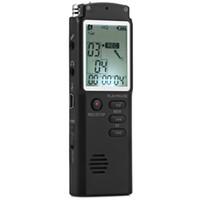 проигрыватель аудиозаписей оптовых-Оптовая продажа-высокое качество 2 в 1 T60 профессиональный 8 ГБ ЖК-дисплей время записи цифровой диктофон диктофон MP3-плеер