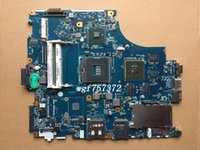 Wholesale Intel Pm55 - For Sony VAIO VPC-F M930 MBX-215 Intel A1765405C Laptop Motherboard 1P-009B500-8012 PM55 Notebook Systemboard