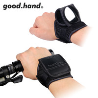 Wholesale Man View - Good Hand Bike Mirror Bicycle Back Mirror Arm Wrist Strap Rear View Rearview Cycling Bike Accessories Bike Mirrors