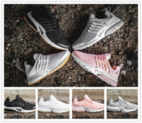 Wholesale New Fashion Womens - 2017 Summer New Colors Airs Presto Mens Womens Running Shoes for Top quality BR QS Fashion Outdoor Sports Casual Sneakers Size 36-45