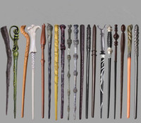 Wholesale Creative Cosplay Styles Hogwarts Harry Potter Series Magic Wand New Upgrade Resin with Metal Core Albus Dumbledore Magical Wand