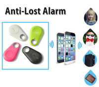 Pet Anti-Lost Alarm  smart key finder bluetooth locator tracer Anti lost alarm child tracker Remote Control Selfie for iPhone IOS Android key ITags custom design