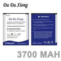 Wholesale Galaxy I8262 - Da Da Xiong 3700mAh B150AC B150AE Battery for Samsung Galaxy Core i8260 i8262 g3502u g3502 g3508 g3509