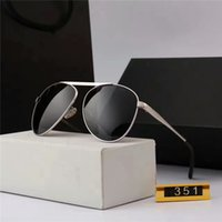 Wholesale Resell Hot - Polarized Glasses Men Sunglasses Brand designer high quality original box new fashion promotional discount resell hot selling A351
