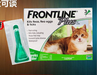 Wholesale Frontline for Cats kittens Weeks or older pc of ml Dog Flea Tick Remedi Box hot box pc