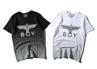Wholesale Dot Tshirt - summer new boy london t shirt for men short sleeve tee shirt 3m reflective tshirt off white t-shirt harajuku hip hop t-shirts