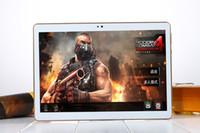 phablet otg großhandel-Großhandel 10 Zoll MTK8752 Octa-Kern-Tablet-PC 4G RAM 32G ROM Android 5.1 IPS 1280 * 800 GPS-Dual-Kamera 5.0MP 9 10 MITTLERE Phablet-Tabletten