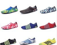 Wholesale Fin Socks - High Quick Dry Non-slip Seaside Beach Shoes Fins Snorkeling Diving Socks Swimming
