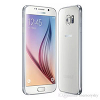 Wholesale galaxy s6 cell phones for sale – best Original Refurbished Samsung Galaxy S6 G920A Unlocked Cell Phone Octa Core GB RAM GB ROM MP G LTE