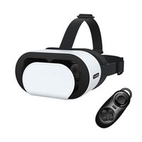 """Wholesale Baofeng Headset - Wholesale- Baofeng Mojing XM 3D VR Glasses Virtual Reality Helmet VR Box Headset for iPhone 7 Plus 4.7-6"""" Smartphone + BT Remote Controller"""
