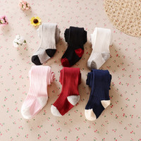 Wholesale Style Underpants Pants Girls - Wholesale Baby Girls Tights Kids Pantyhose Children Clothes Girl Underpant Boots Pants Stocking Trouser Leg Warmers Dancing Pant Leggings