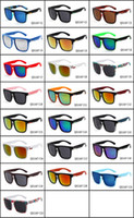 Wholesale Cheap Designer Fashion For Men - New QS Sunglasses Driving Cycling Sports Brands Colorful Brand Fashion Designer For Men Women Cheap UV400 sun glasses QS731 QS1167 free ship