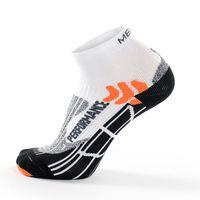 Wholesale Professional Tennis Wear - professional men marathon sports socks basketball football socks cotton deodorization wear-resisting breathable comfortable male socks