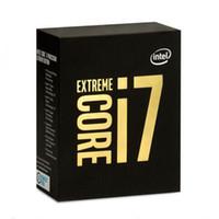 Wholesale Socket Thread - Original Intel CPU Core i7 6950X Processor Extreme Edition 3.0GHz 25MB Cache 10 Core 20 Thread Socket LGA2011 DDR4 RAM Desktop Computer