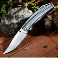 Wholesale Bee Enlan - Free shipping Enlan Bee EW042 - 3 Foldable Knife Enlan Aluminum EW042 - 3 Foldable Knife 8Cr13Mov stainless steel
