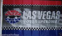 Wholesale Motor House - LAS VEGAS MOTOR SPEEDWAY NASCAR Flags Custom City Country banner car racing Flag Custom any Team House Divided Flag