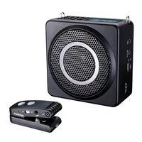 takstar mikrofone großhandel-2.4G Lavalier Mikrofon TAKSTAR E260W 2.4G digitaler drahtloser tragbarer Sprachverstärker Modischer Sound King Headworn Mikrofon